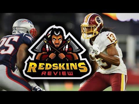 Redskins vs Patriots Preseason Review