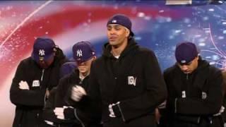 ITV1 Britains Got Talent - Diversity Dance Performance - 2009 - 25th April