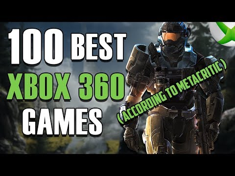 Top 100 XBOX 360 GAMES OF ALL TIME (According To Metacritic)