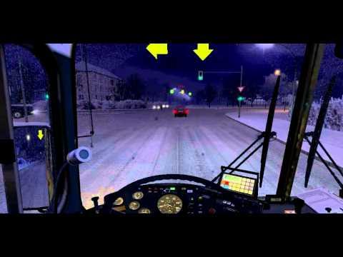 [OMSI Bus Simulator] New Berlin-Spandau Map Route 69: Am Omnibushof to S Bahnhof Staaken
