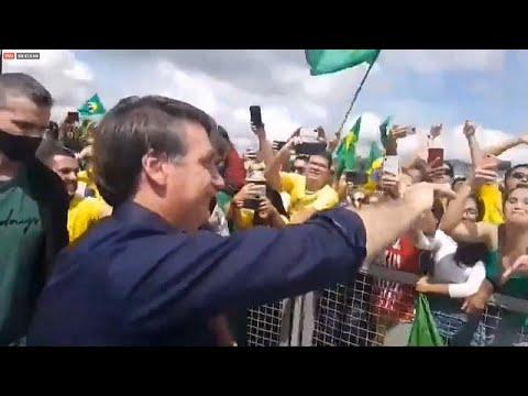 COVID-19: 965 νέοι θάνατοι στη Βραζιλία