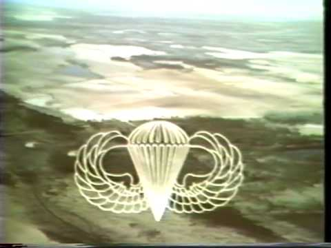 airborne - old school Airborne recruiting video.