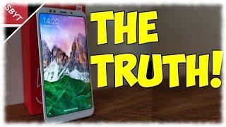 Xiaomi Redmi 5 Plus: 1 MONTH ON - THE TRUTH!!!