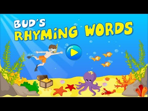 Video of Bud's Rhyming Words - Lite