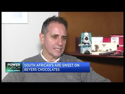 South African chocolatier Beyers turns passion to profit