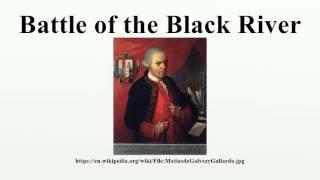 Battle of the Black River