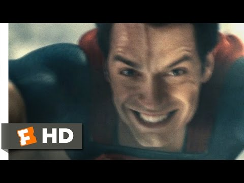 Man Of Steel - Superman's First Flight Scene (4/10) | Movieclips