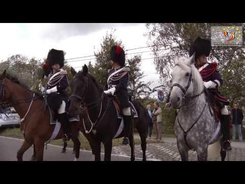 Commémoration du centenaire de la 'Bataille d'EDEMOLEN'