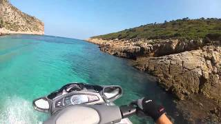7. Yamaha Fx Ho Cruiser: Having fun in Greece!