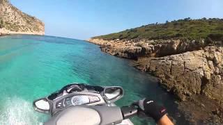 10. Yamaha Fx Ho Cruiser: Having fun in Greece!