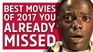 Between Guardians of the Galaxy Vol. 2, The Fate of the Furious and an excellent new Spider-Man film, it's easy for some movies to fall through the cracks. So with that in mind, here's Lucy, Dave and Tam with some of the best films from 2017 that you likely missed.Subscribe to GameSpot Universe! http://youtube.com/GameSpotUniverse?s...Follow Us - http://twitter.com/GSUniverseLike Us - http://facebook.com/GameSpotUniversehttp://www.gamespot.com