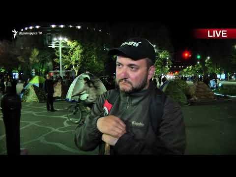 Հարությունյան․ Դատախազության հայտարարությունն ահաբեկելու նպատակ ունի. տեսագրություն - DomaVideo.Ru