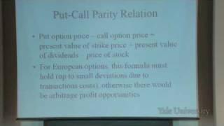 23. Options Markets
