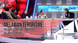 Video Mata Najwa Part 6 - Melawan Terorisme: Presiden Ultimatum Pembahasan RUU Antiterorisme MP3, 3GP, MP4, WEBM, AVI, FLV Mei 2018