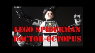 Lego Spiderman - Doctor Octopus