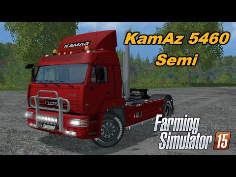 KamAZ 5460 Semi