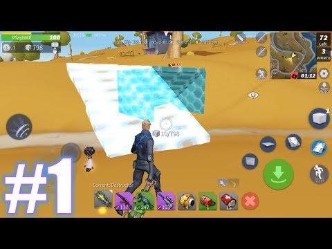 Creative Destruction Gameplay #1 HD