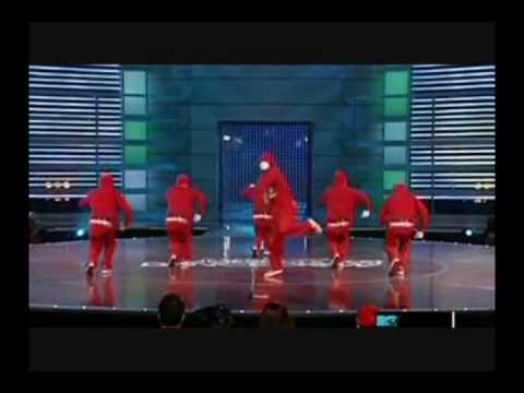 FroznDemon - another jabbawockeez performance do to my obsession to them.. not really obsession but the jabba lovers out there knows what im talking about.