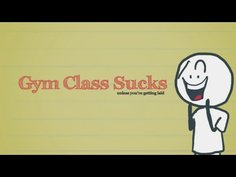 itsalexclark - Remember how terrible gym class was? You'd have to go and sweat it out with the other kids that didn't even like you. This is a full proof solution to making...