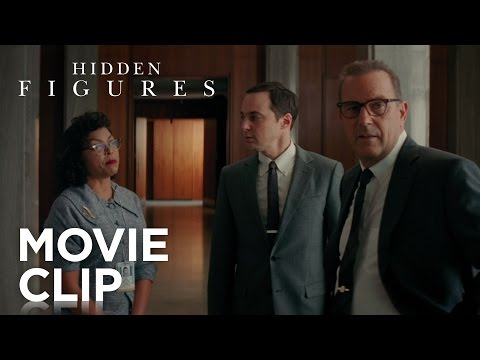 Hidden Figures (Clip 'You Are the Boss')