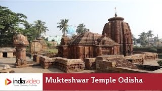 Mukteshwar India  city pictures gallery : Mukteshwar Temple In Odisha - Influence Of Buddhist Architecture   India Video