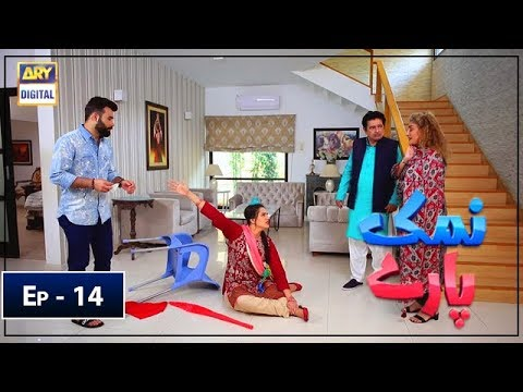 Namak Paray Episode 14 - 1st Feb 2019 - ARY Digital Drama