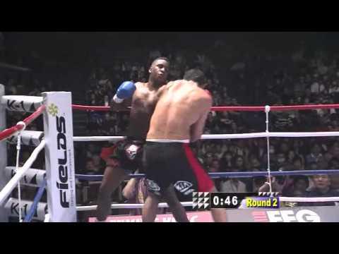 K-1 Badr Hari vs Errol Zimmerman
