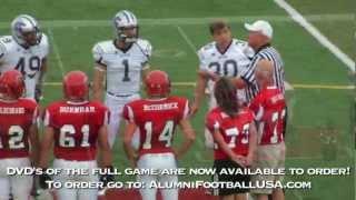 Three Rivers (MI) United States  city photo : 7-21-12 Vicksburg vs Three Rivers (Highlights) Alumni Football USA