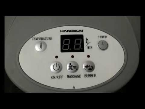 HANGSUN - FM600 macchina per pediluvio e idromassaggio plantare
