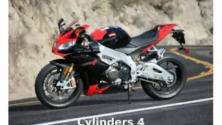 8. 2010 Aprilia RSV4 FACTORY - Features, Specification