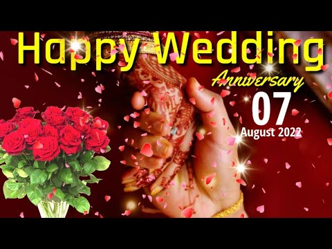 21 January Happy Wedding Anniversary | Happy Wedding Anniversary Wishes | Happy Marriage Day