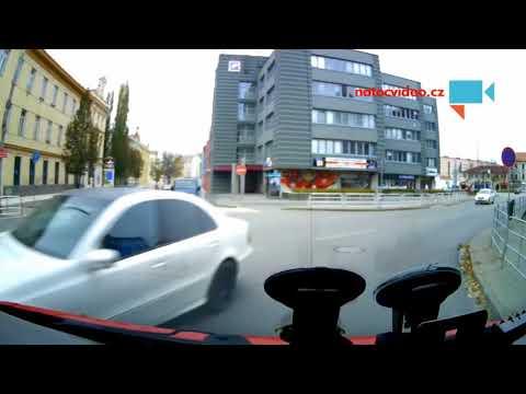 Pirát za volantem v Prostějově