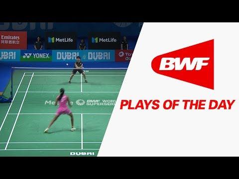 Badminton at the highest level - Dubai World Superseries Finals 2017