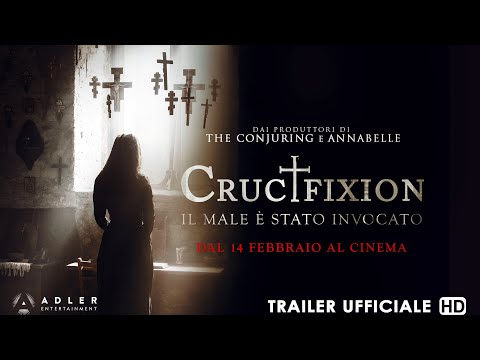 Preview Trailer Crucifixion, trailer ufficiale italiano