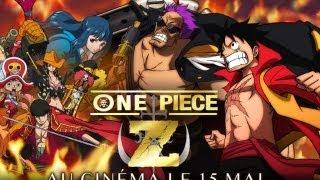 One Piece film Z - Bande annonce officielle HD VOSTFR