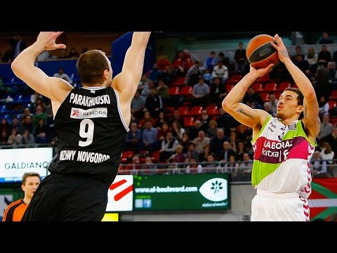 Highlights: Laboral Kutxa Vitoria-Nizhny Novgorod