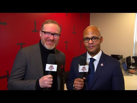 Video: 1-on-1 with Toronto FC General Manager Ali Curtis - January 3, 2019
