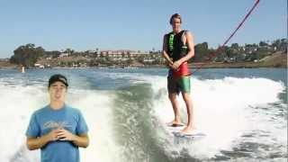 Liquid Force - How WakeSurf: Wake Surfing 101, Ballast, Getting Up, Starting Out