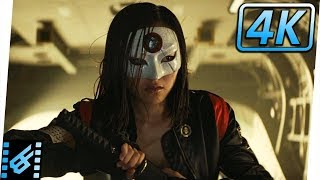 Katana Introduction / Helicopter Scene | Suicide Squad (2016) Movie Clip