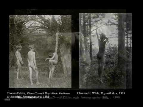 Thomas Eakins:Eine pictorialistische Sicht