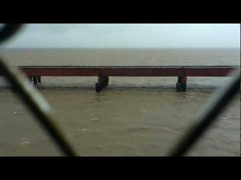 Bhayander Creek Monsoon High Tide