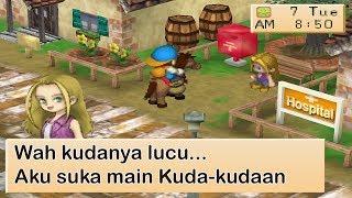 Video 33 Hal KOCAK Yg Dilakukan Saat Main Harvest Moon BTN MP3, 3GP, MP4, WEBM, AVI, FLV Maret 2019