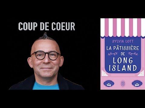 (LIVRE) La chronique de Gérard Collard - La patissière de Long Island