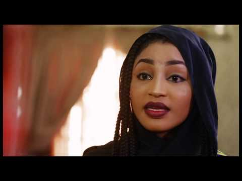 Burin Duniya Hausa movieTrailer (Hausa Songs / Hausa Films)