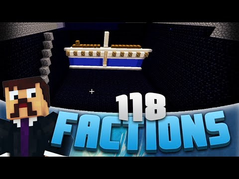 Minecraft Factions #118 - Claimed Raid! (Minecraft Raiding)