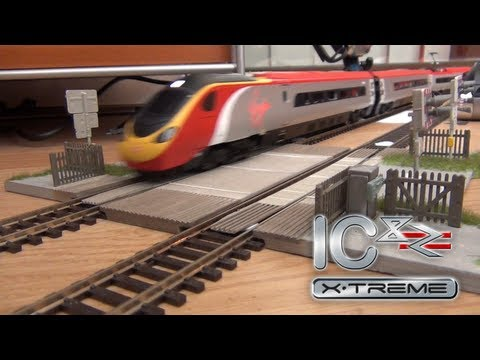 Virgin Pendolino Clocked Doing 180mph!