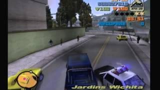 Grand Theft Auto 3 - [Guide - 063. La course aux lingots]
