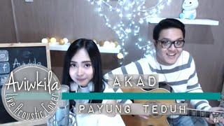 Payung Teduh - Akad (Aviwkila Acoustic Cover)