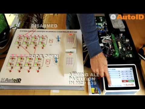 MCP with Virtual Keyboard #1