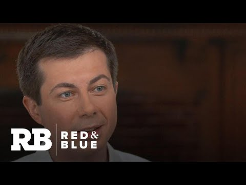 Pete Buttigieg looking to become first openly-gay president